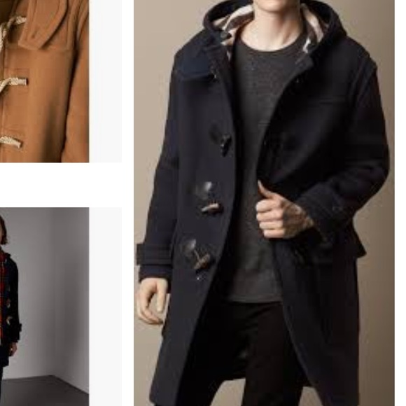 eb98af733 Burberry Jackets & Coats | Mens Duffle Coat | Poshmark